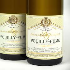 Wine of Pouilly Fumé