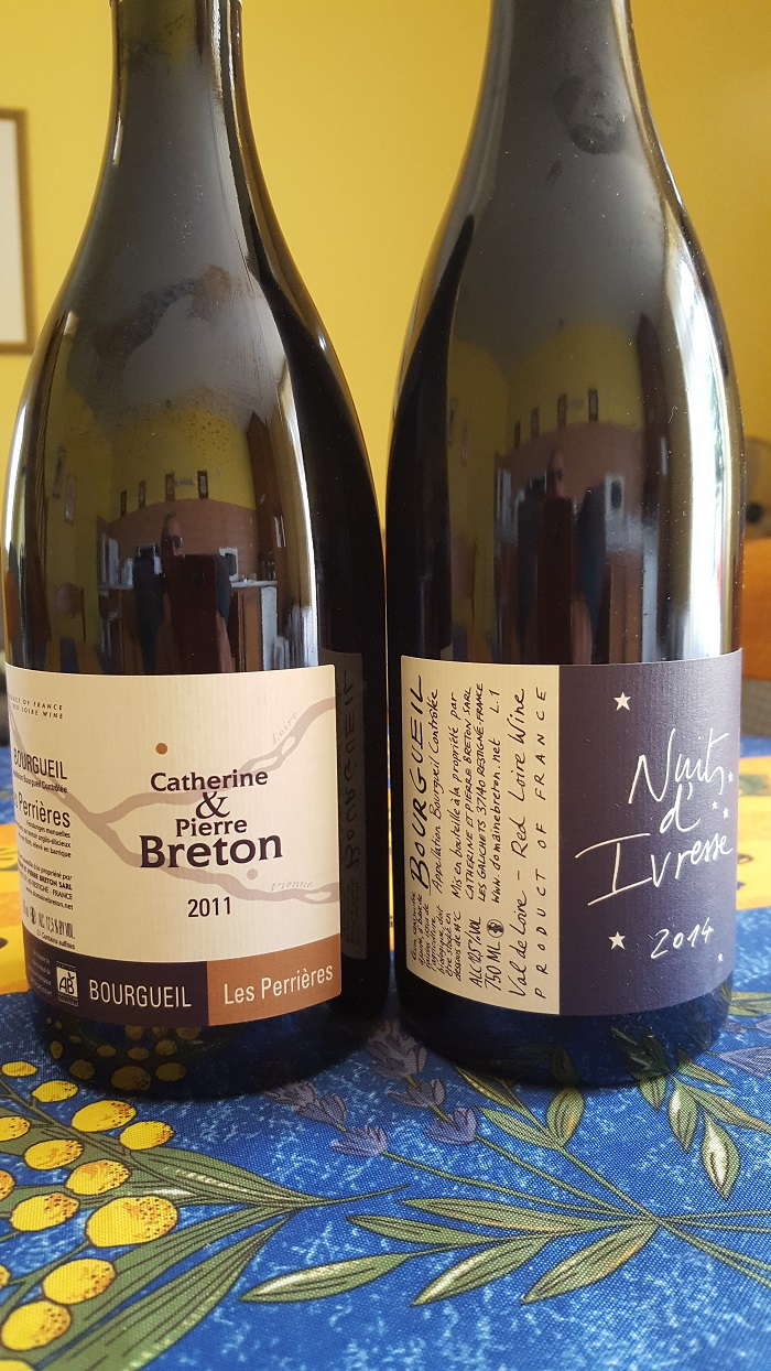 Wine of Bourgueil