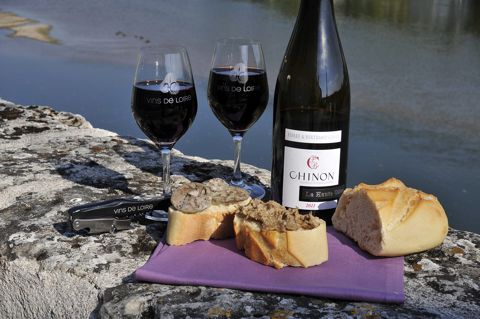 Food and Wine Image